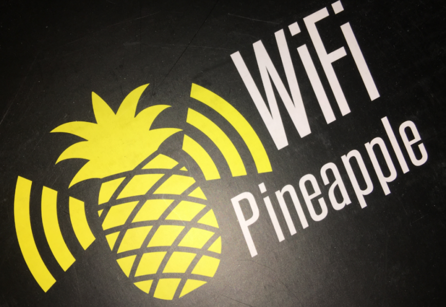 Wifi pineapple – Wall of sheep mode