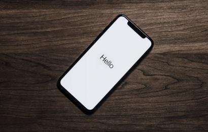 Iphone kapot na het ontvangen van een teken
